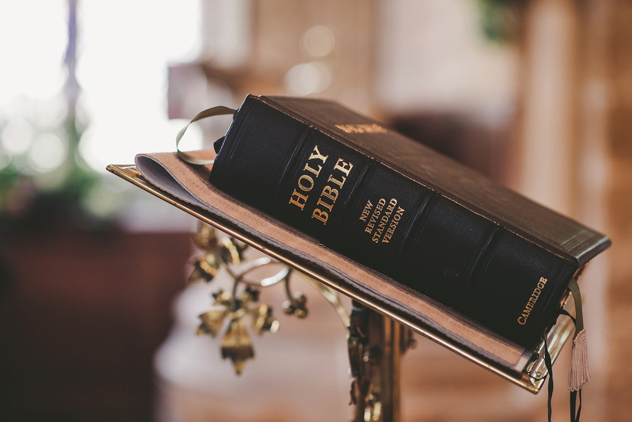 bible, church, wedding